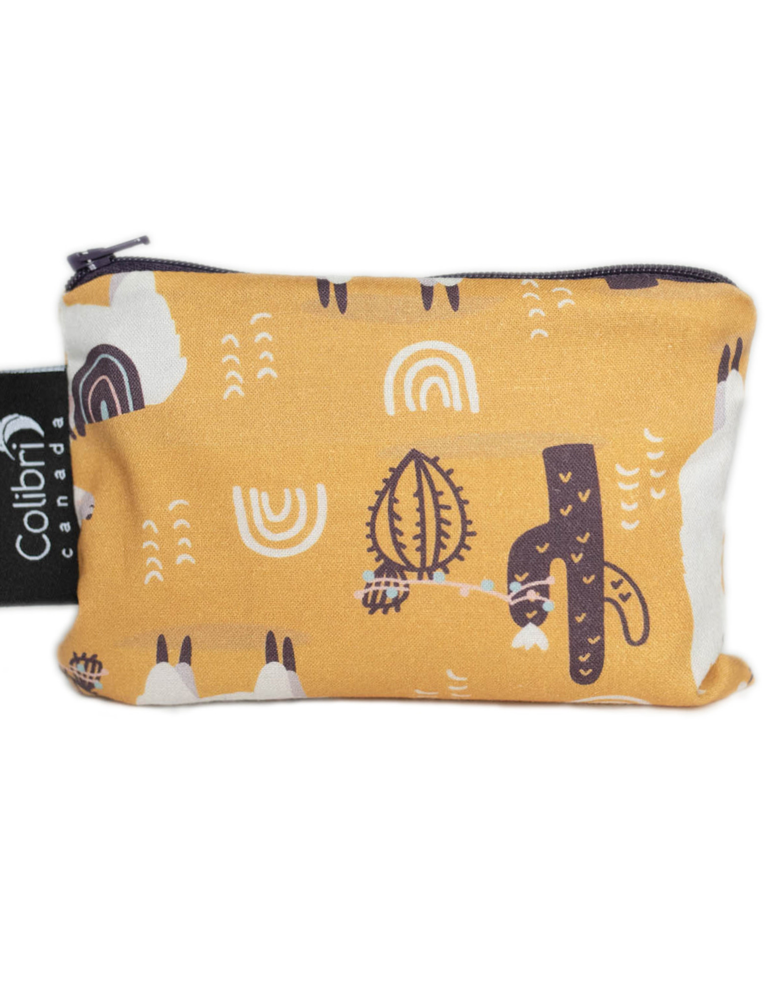 Colibri Canada Colibri Small Snack Bag - Llama