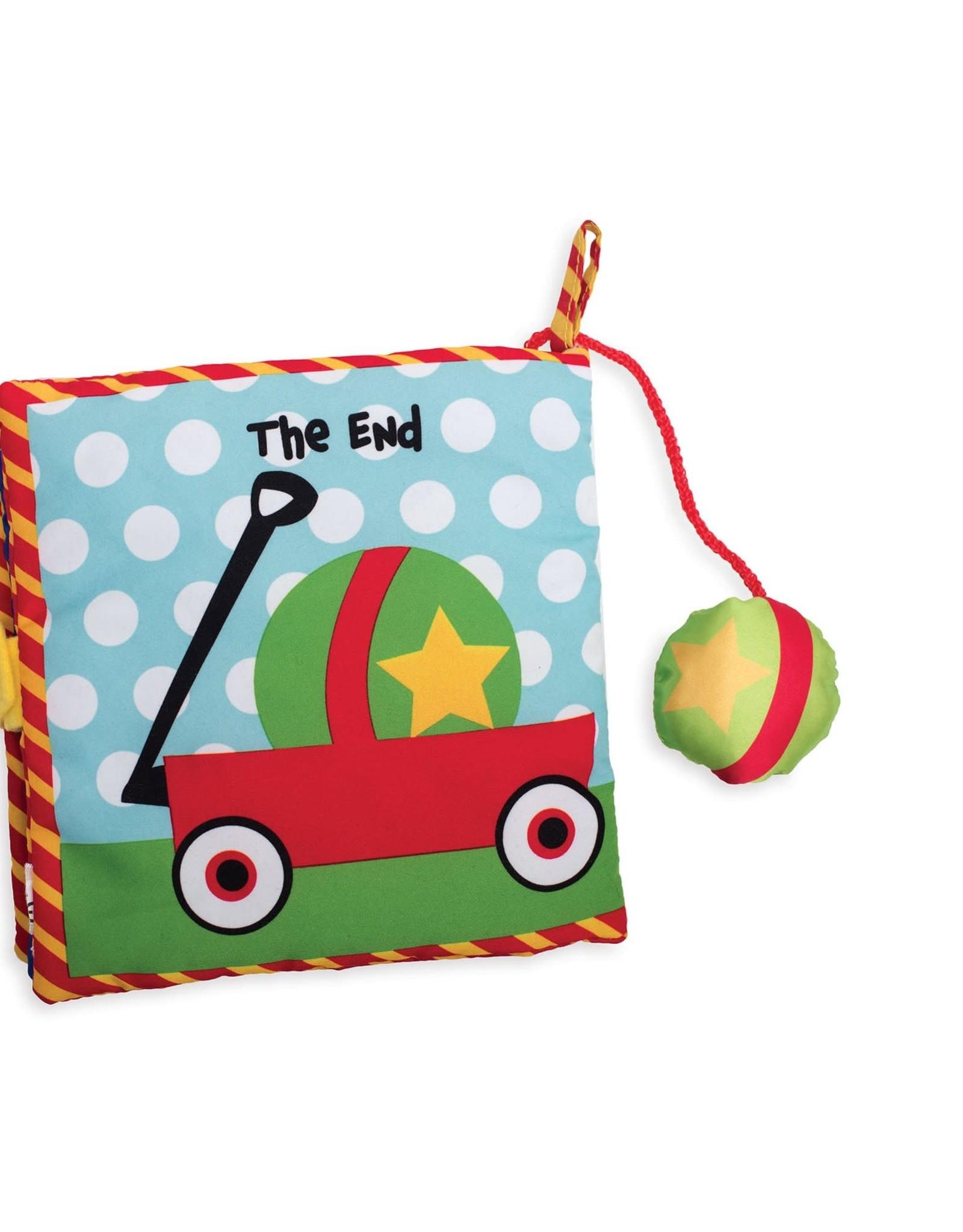 Manhattan Toy Find the Ball Soft Book