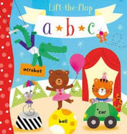 Usborne Usborne lift the flap ABC