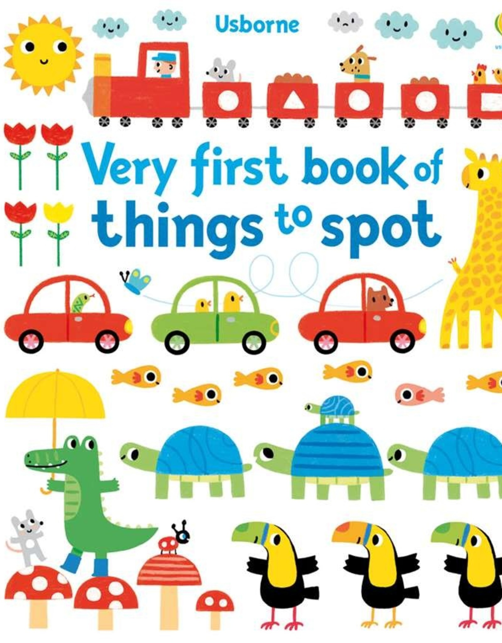 Usborne Usborne Very First Book of Things to Spot
