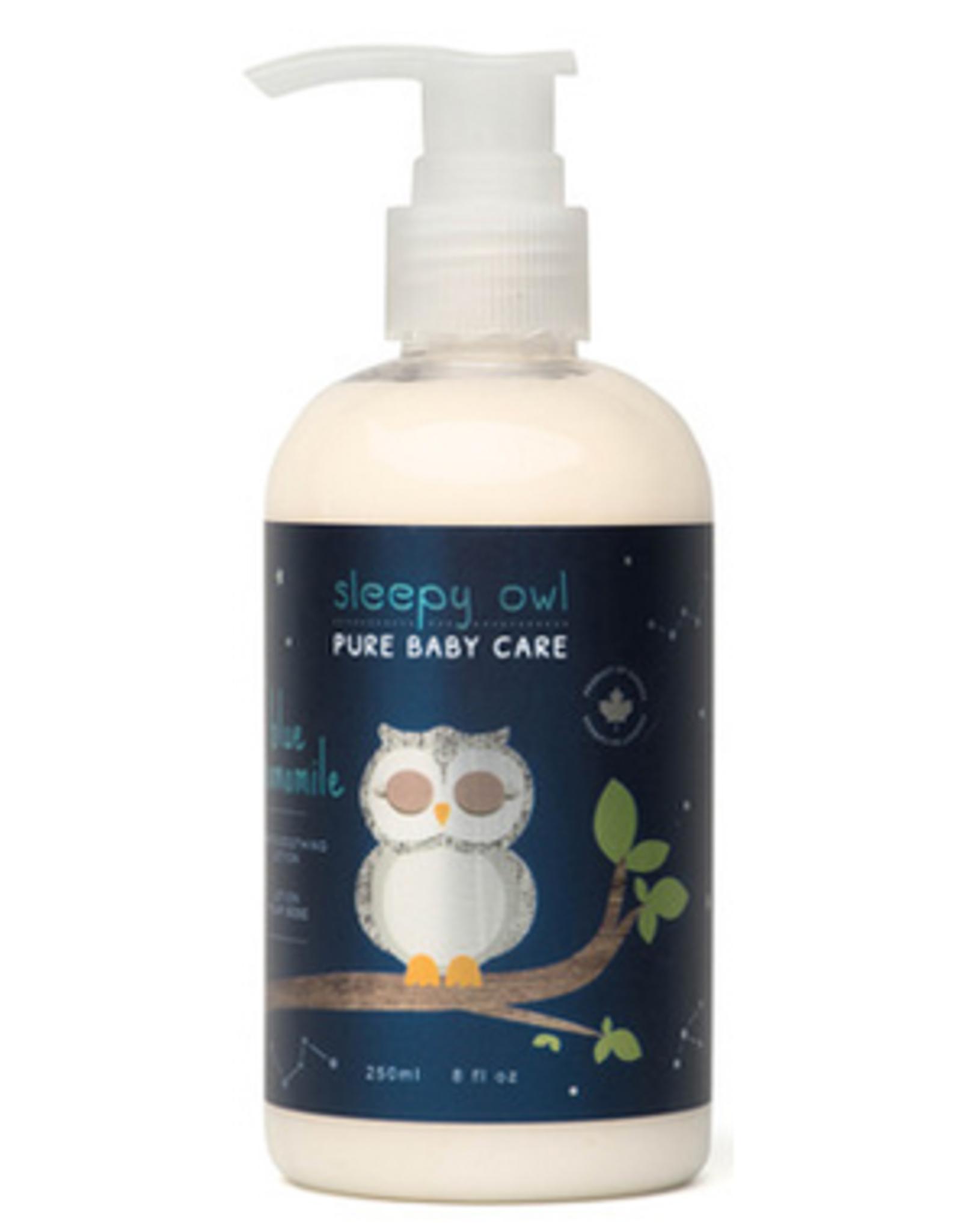Maison Apothecare Sleepy Owl Blue Chamomile Soothing Lotion