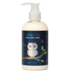Maison Apothecare Sleepy Owl Blue Chamomile Soothing Lotion