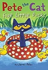 HarperCollins Pete the Cat - Five Little Ducks