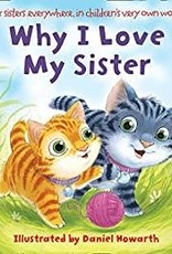 HarperCollins Why I Love My Sister