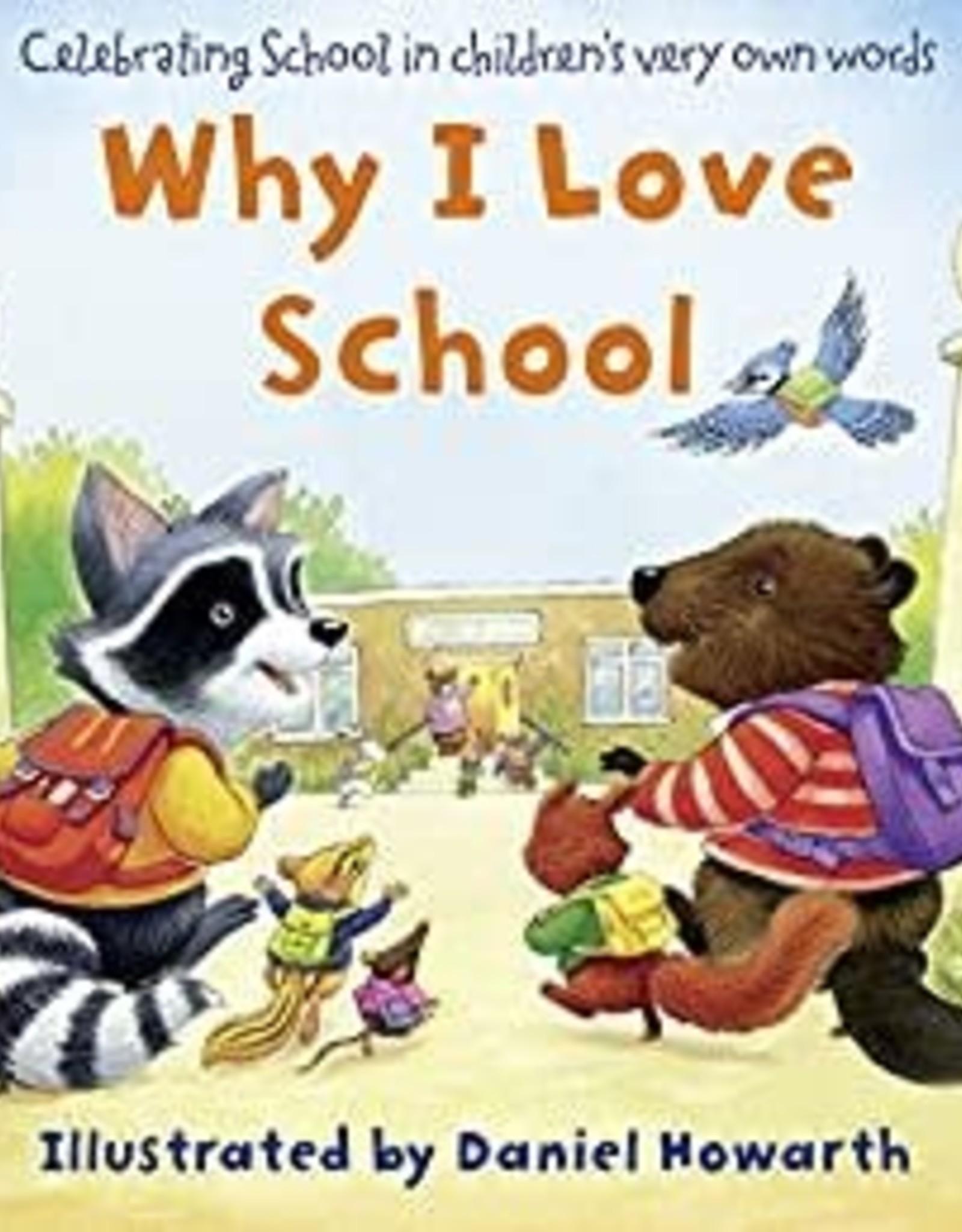 HarperCollins Why I Love School