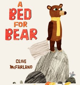HarperCollins A Bed for Bear