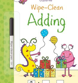 Usborne Usborne Wipe-Clean Adding