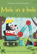 Usborne Usborne Phonics Mole In A Hole