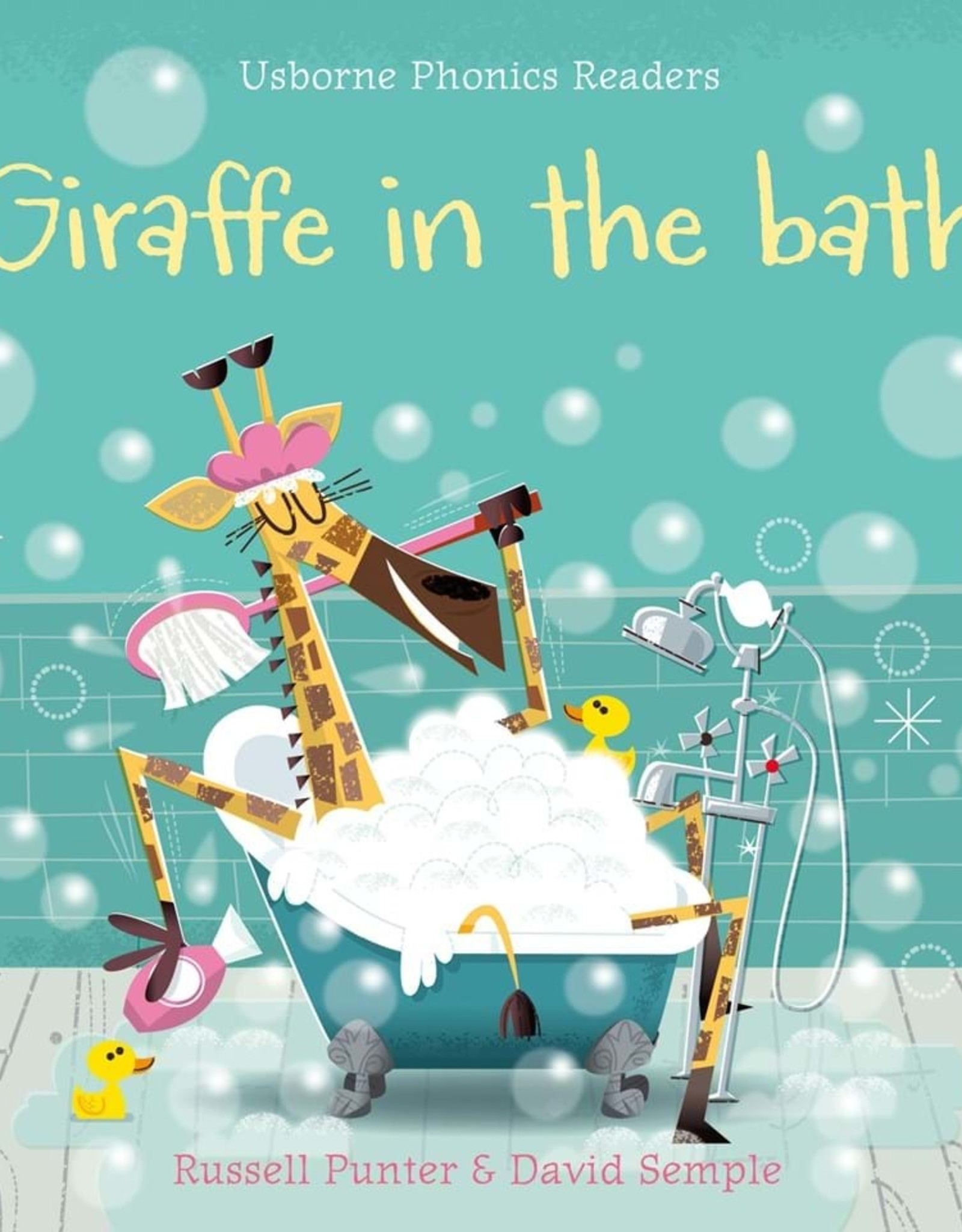 Usborne Usborne Phonics Giraffe In The Bath