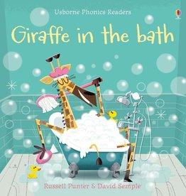 Usborne Usborne Phonics Giraffe In The Bath