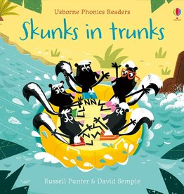 Usborne Usborne Phonics Skunks In Trunks