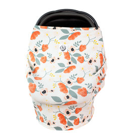 The Over Company The OVer Company Carseat Cover - Poppy