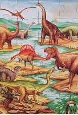 Melissa & Doug Melissa & Doug 48pc Dinosaurs Floor Puzzle