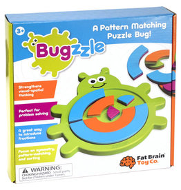 Fat Brain Toy Co. Bugzzle - Pattern Matching Puzzle Bug