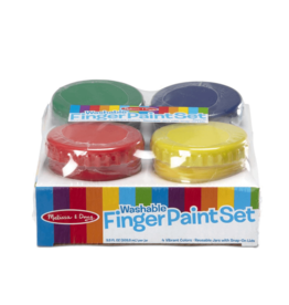 Melissa & Doug Melissa & Doug Washable Finger Paint Set