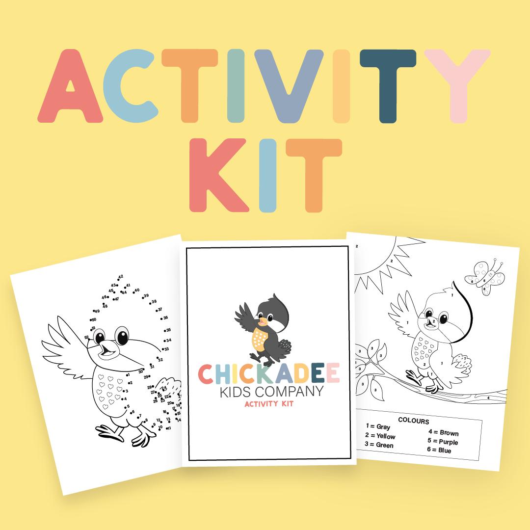 FREE Activity Kit