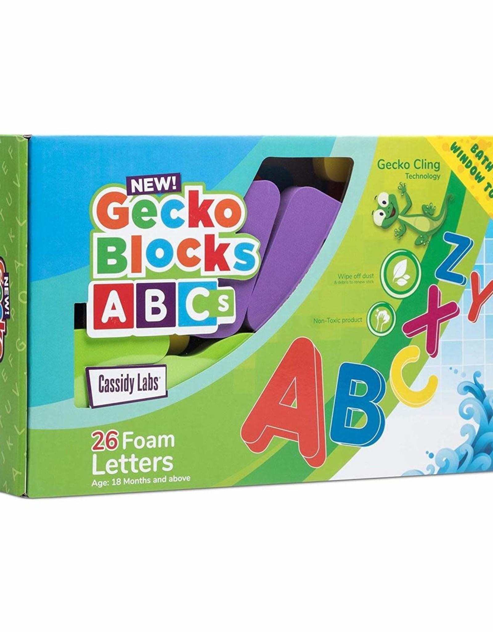 Gecko Blocks Gecko Blocks ABCs
