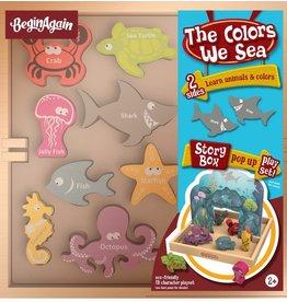 BeginAgain BeginAgain Colors We Sea Playset