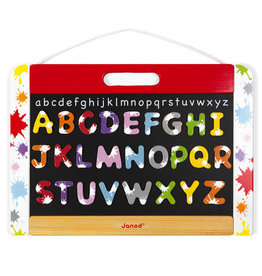 Janod Janod Splash Board With Letters