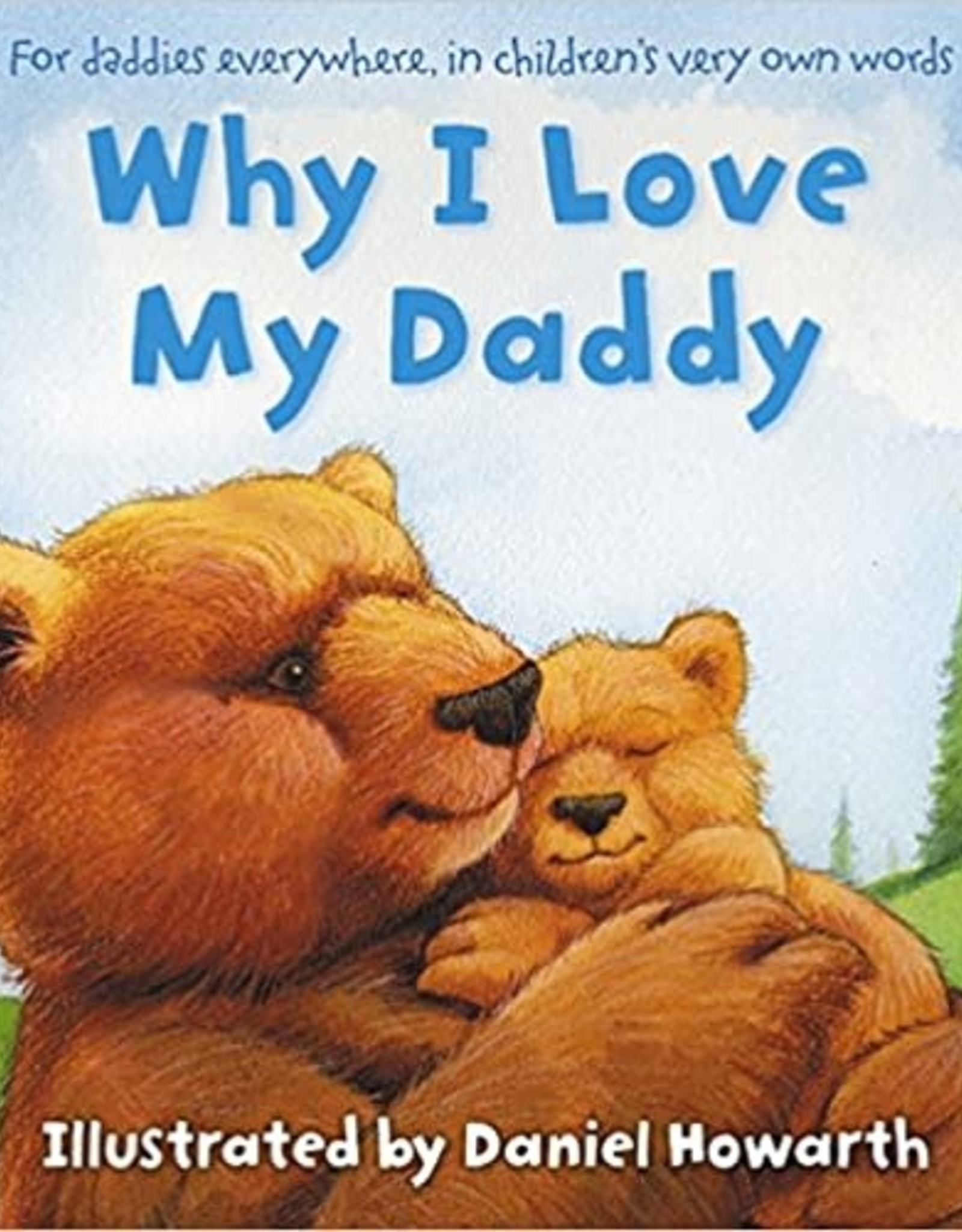 HarperCollins Why I Love My Daddy - Paperback