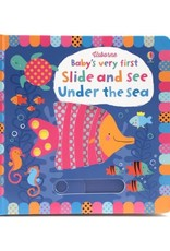 Usborne Usborne Baby's Very First Slide and See Under the Sea
