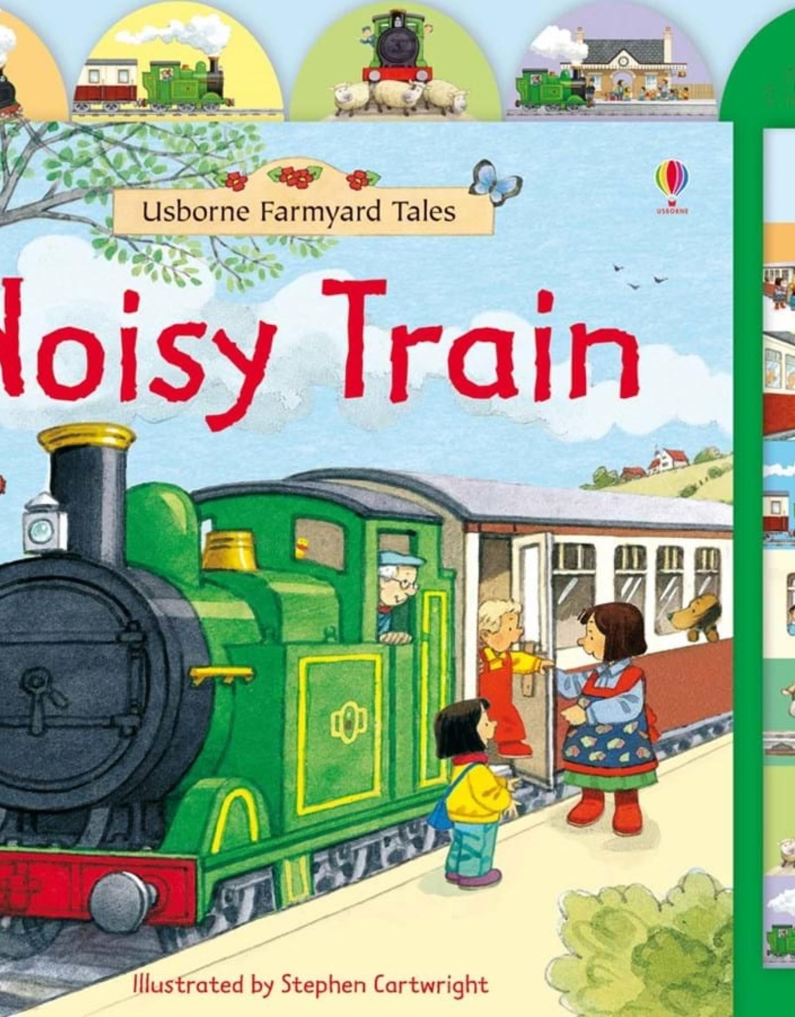 Usborne Usborne Noisy Train