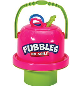 Little Kids Inc. Fubbles No Spill Big Bubble Bucket