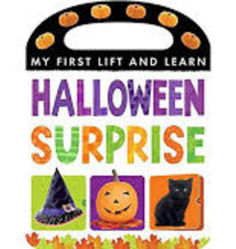 Tiger Tales My First Lift and Learn Halloween Surprise