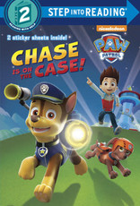 Penguin Random House Step Into Reading 2: Paw Patrol Chase is on the Case!