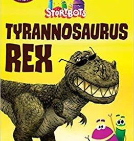 Penguin Random House Step Into Reading 1: Storybots Tyrannosaurus Rex