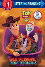 Penguin Random House Step Into Reading 1: Toy Story 4 Old Friends, New Friends