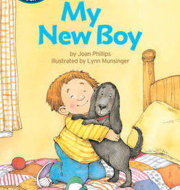 Penguin Random House Step Into Reading 2: My New Boy