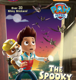 Penguin Random House Step Into Reading 1: Paw Patrol The Spooky Cabin
