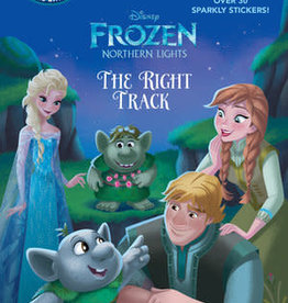 Penguin Random House Step Into Reading 2 - Frozen The Right Track