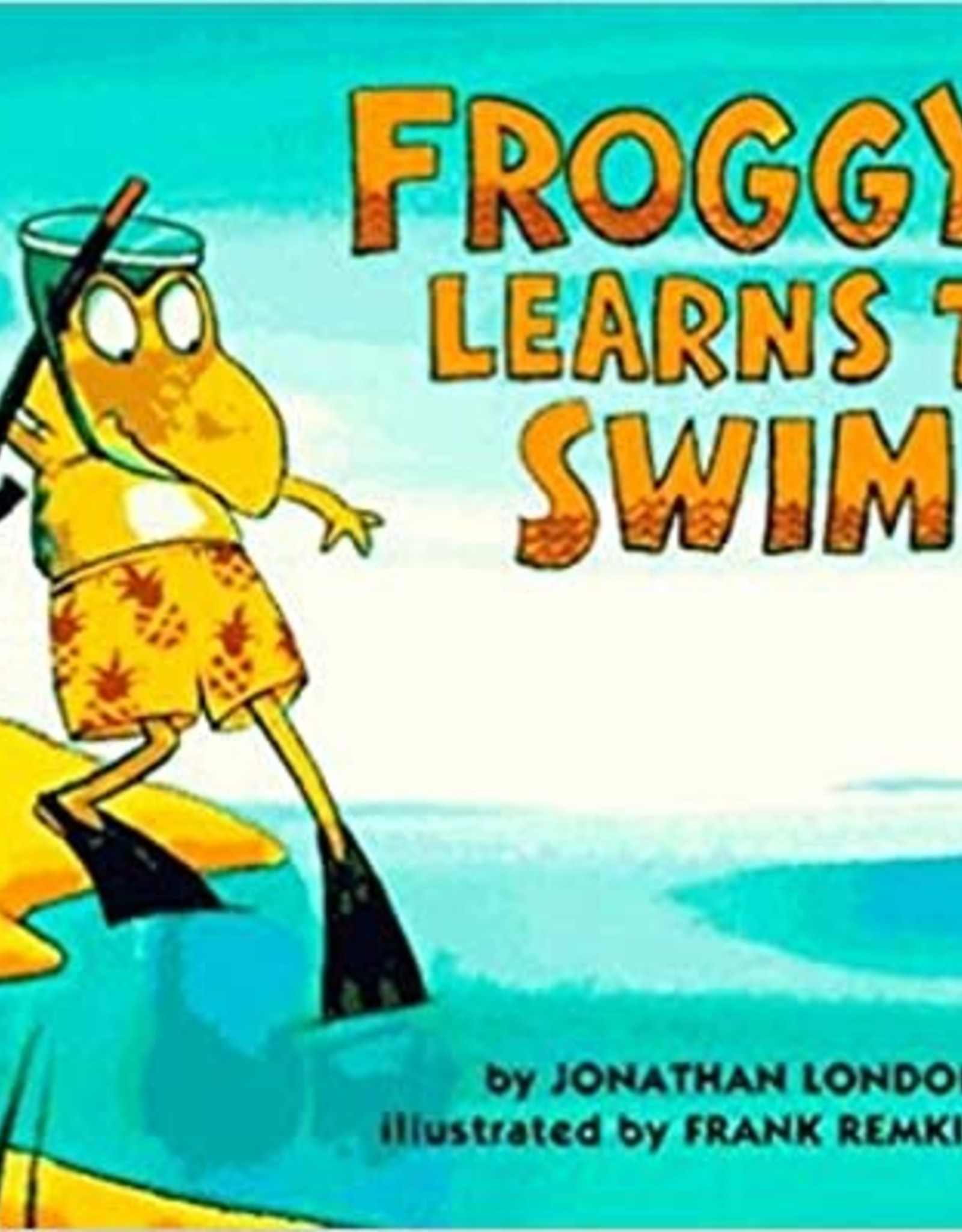 Penguin Random House Froggy Learns to Swim