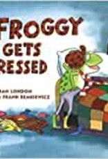 Penguin Random House Froggy Gets Dressed