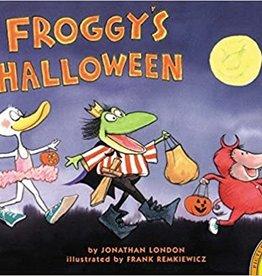 Penguin Random House Froggy's Halloween