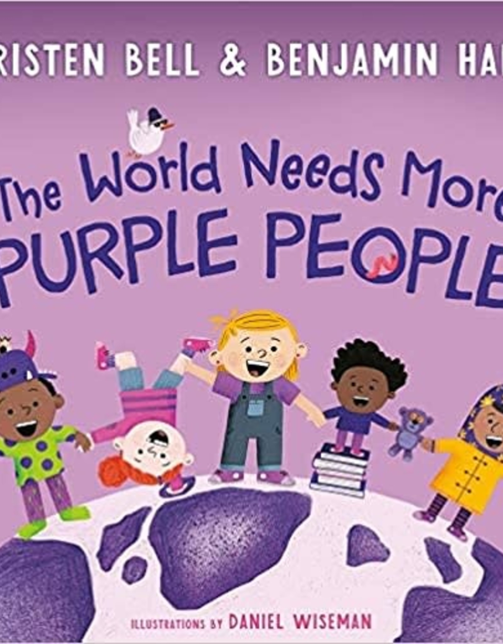 Penguin Random House The World Needs More Purple People