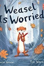 Penguin Random House Weasel Is Worried