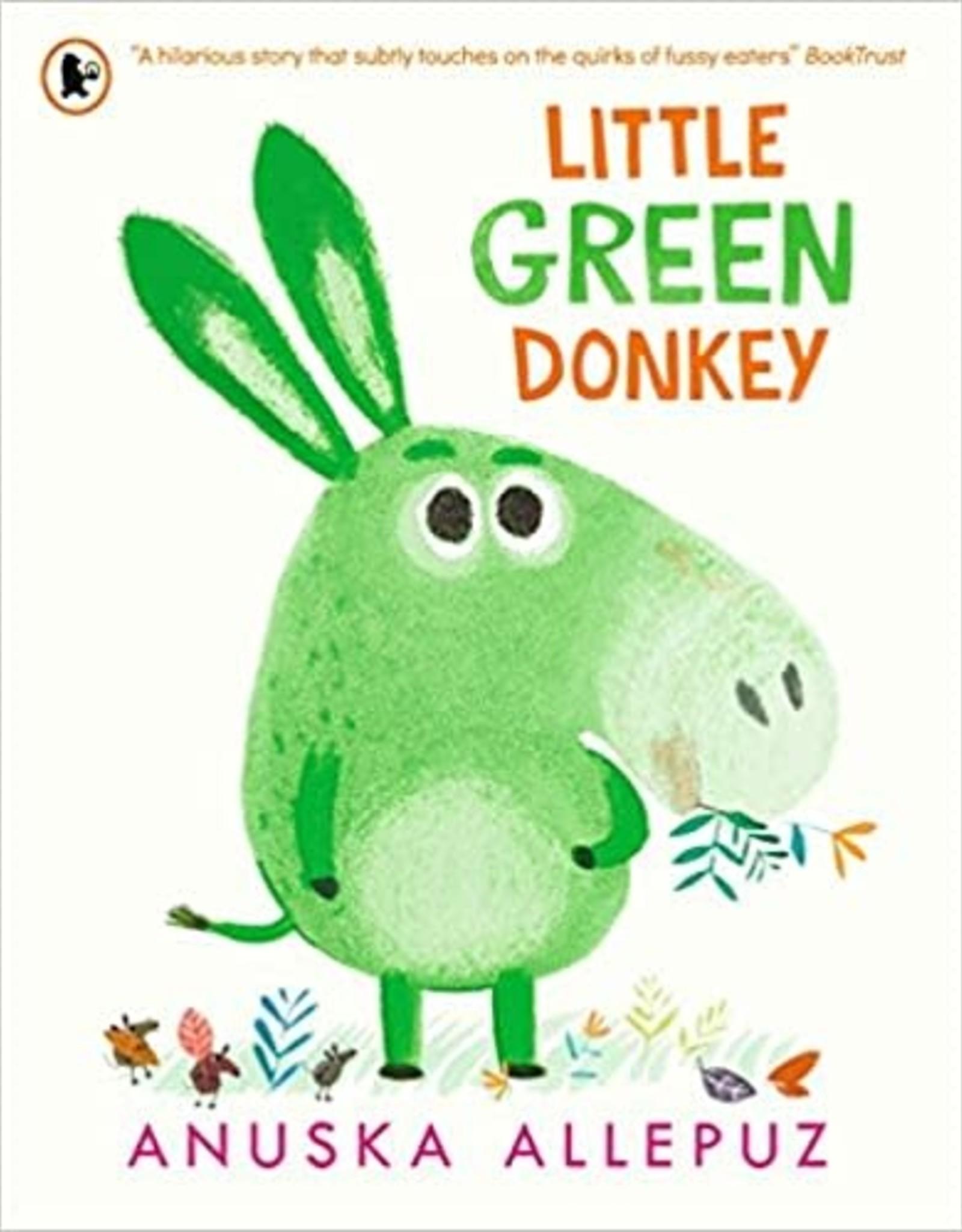 Penguin Random House Little Green Donkey