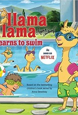 Penguin Random House Llama Llama Learns to Swim