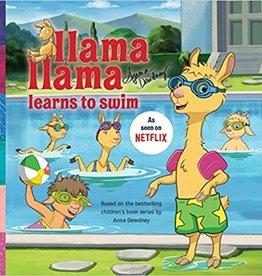 Penguin Random House Llama Llama Learns to Swim
