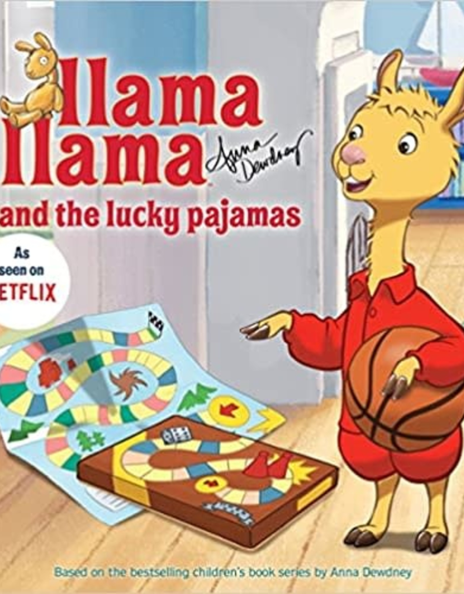 Penguin Random House Llama Llama and the Lucky Pajamas