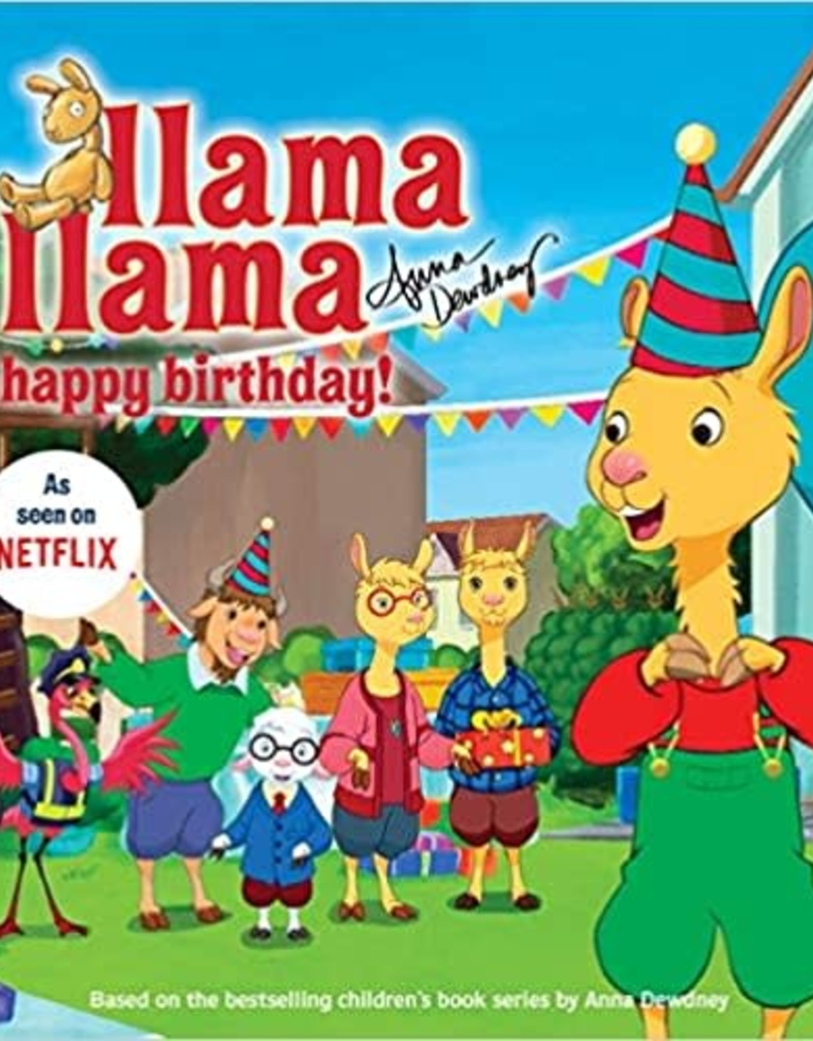 Penguin Random House Llama Llama Happy Birthday