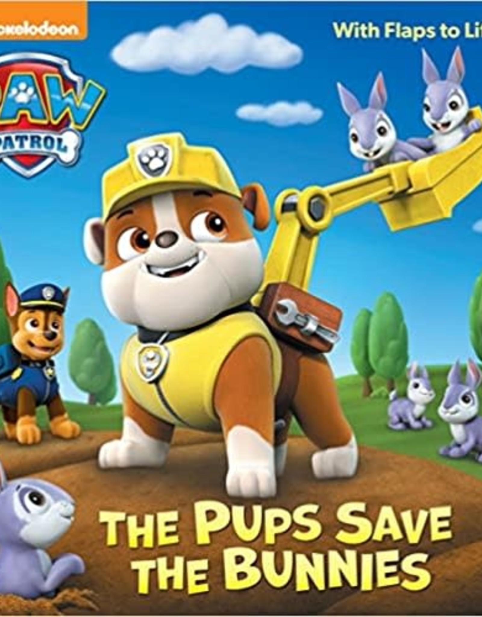 Penguin Random House The Pups Save the Bunnies