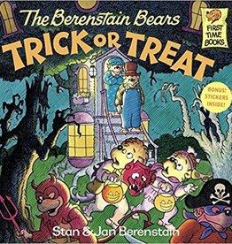 Penguin Random House The Berenstain Bears Trick or Treat