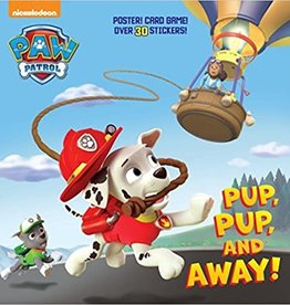 Penguin Random House Pup, Pup, and Away! (Paw Patrol)