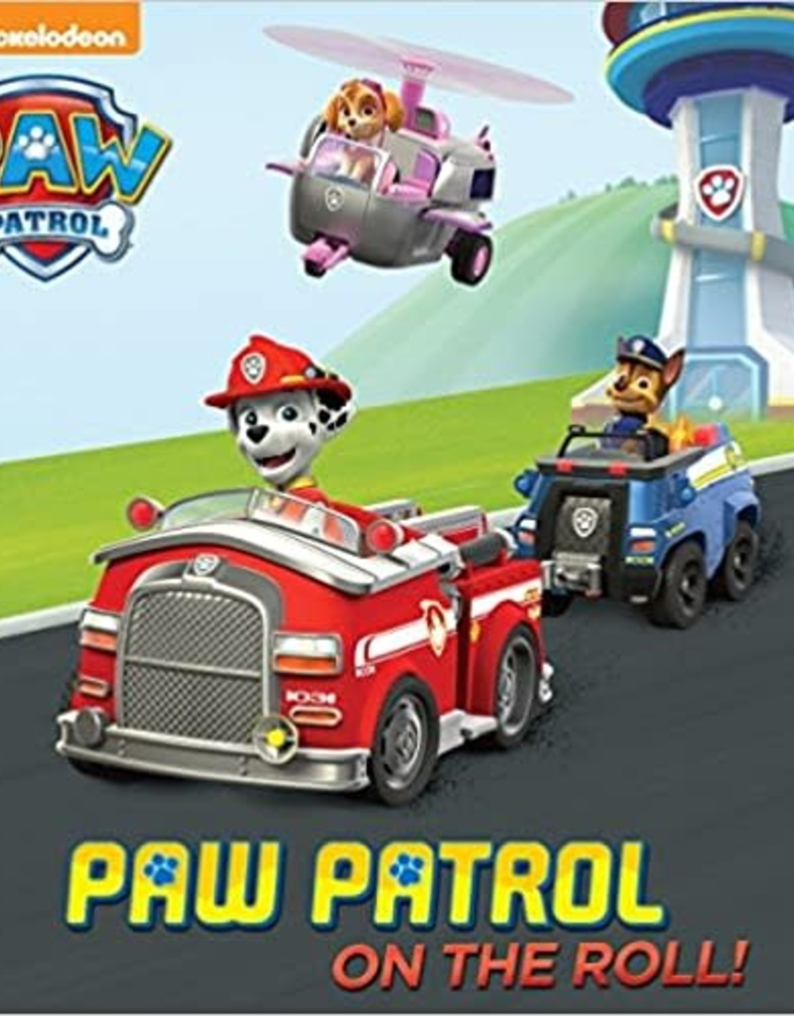 Penguin Random House Paw Patrol on the Roll