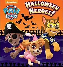 Penguin Random House Paw Patrol Halloween Heroes