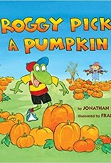 Penguin Random House Froggy Picks a Pumpkin